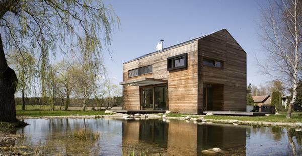 Holzhaus – Design & Technik News