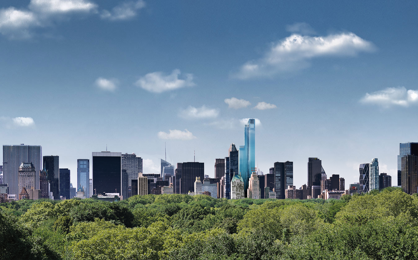 One57   Condominium Residences Rising to 90 Stories Above Central Park2