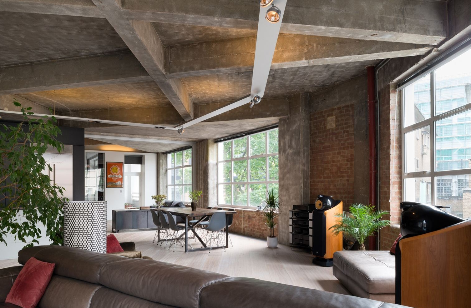 View full picture gallery of Clerkenwell Loft