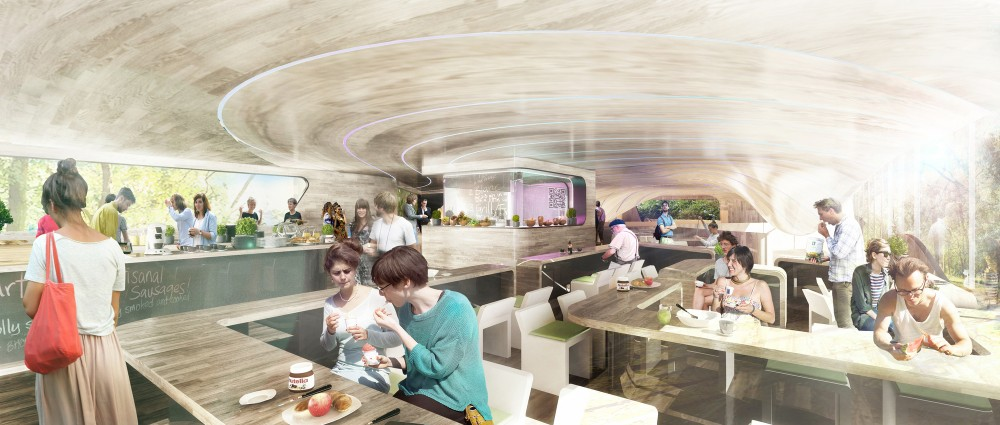 5316038ec07a800fb300000f_graft-architects-win-competition-to-restore-and-extend-youth-hostel-in-munich_kitchen-1000x425