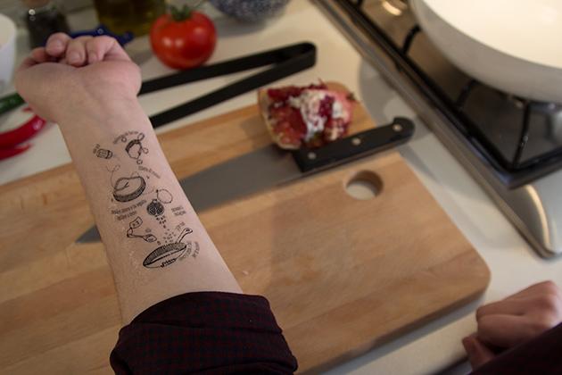 tattoo ? design & technik news - Tattoos Für Köche