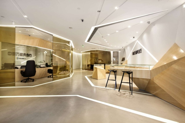 Zhongtai-retail-flagship-store-by-B-H-Architects-Beijing-China