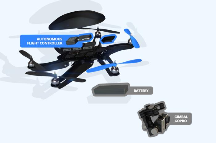 hexo-your-autonomous-aerial-camera
