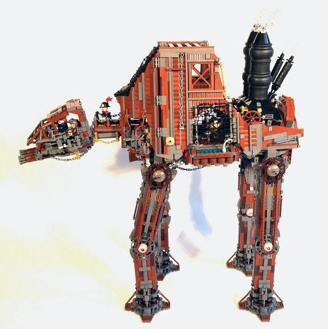 steampunk-lego-at-at-2