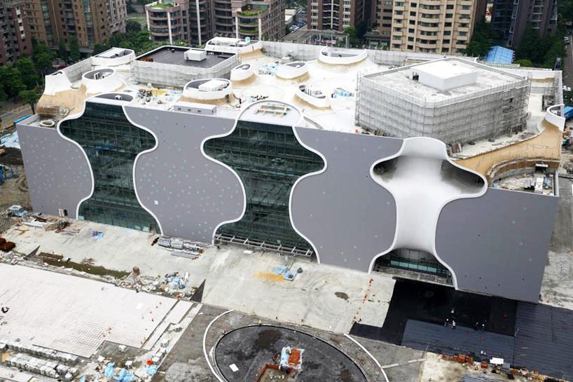 #Taichung Opera House