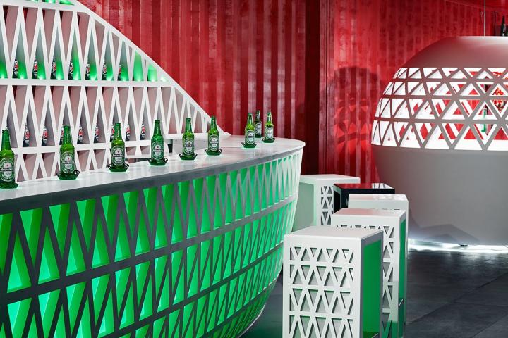 #Heineken am #Design #Festival in London