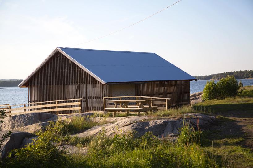 snøhetta-hudøy-boat-house-cabin-norway-designboom-02