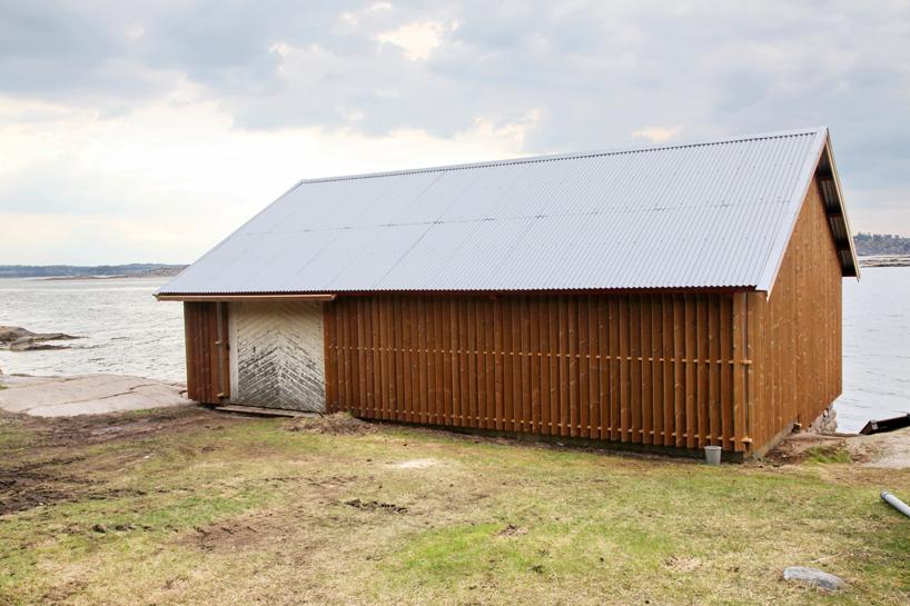 snøhetta-hudøy-boat-house-cabin-norway-designboom-09