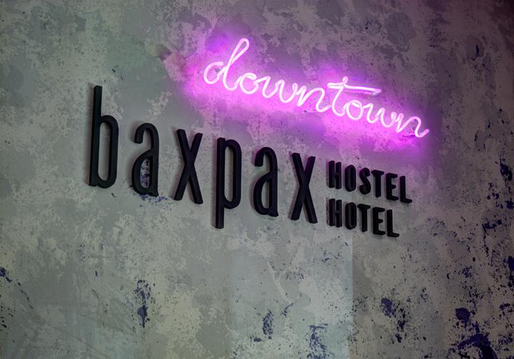 #Baxpax Hotel in #Berlin