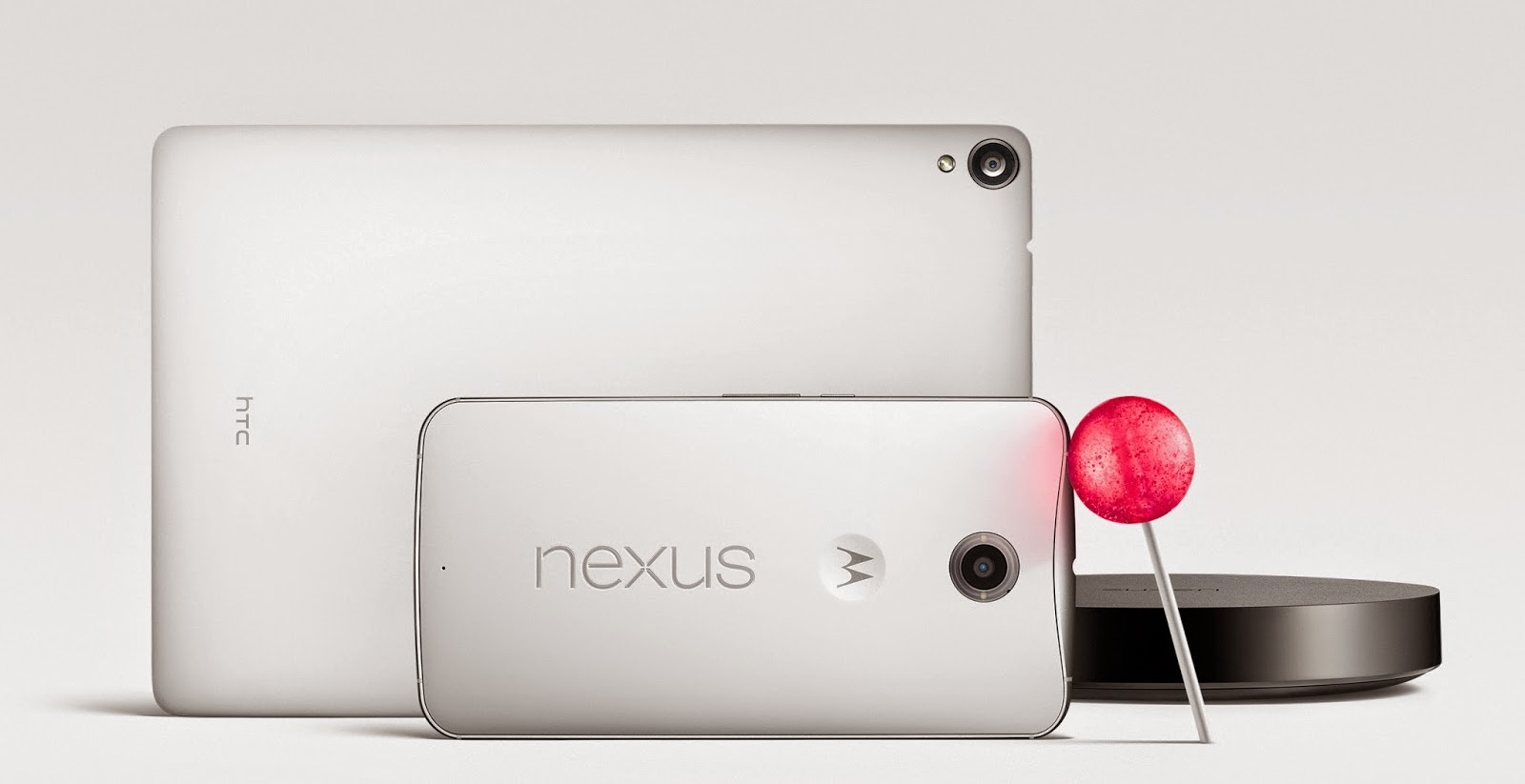Neues von #Google - #Nexus6 , #Nexus9 + #NexusPlayer