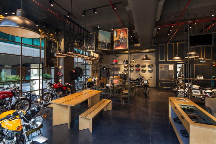 Royal-Enfield-store-by-Lotus-New-Delhi-India-02