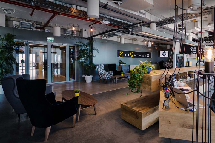 #Google #Campus in #Tel #Aviv