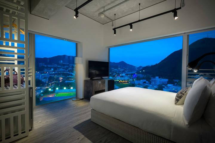 #Ovolo #Southside Hotel in Hong Kong