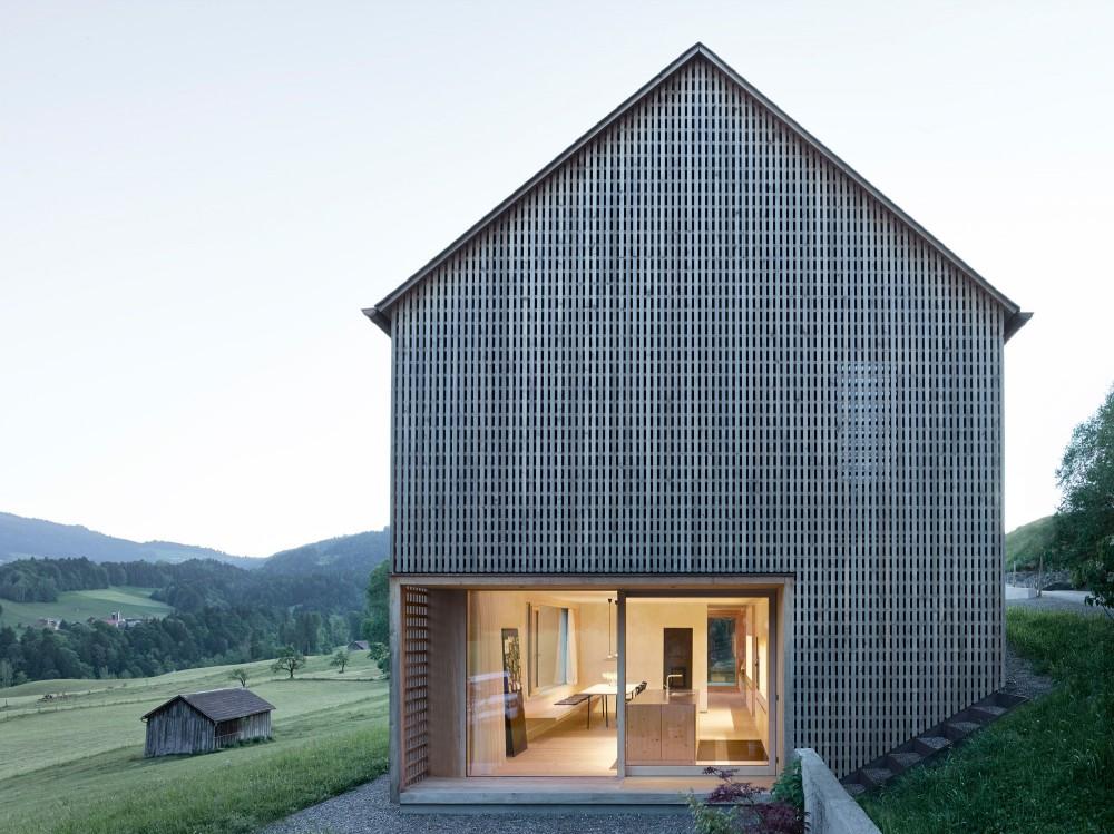 Holzhaus in #Egg – Design & Technik News