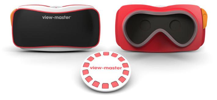 #ViewMaster von #Google und #Mattel