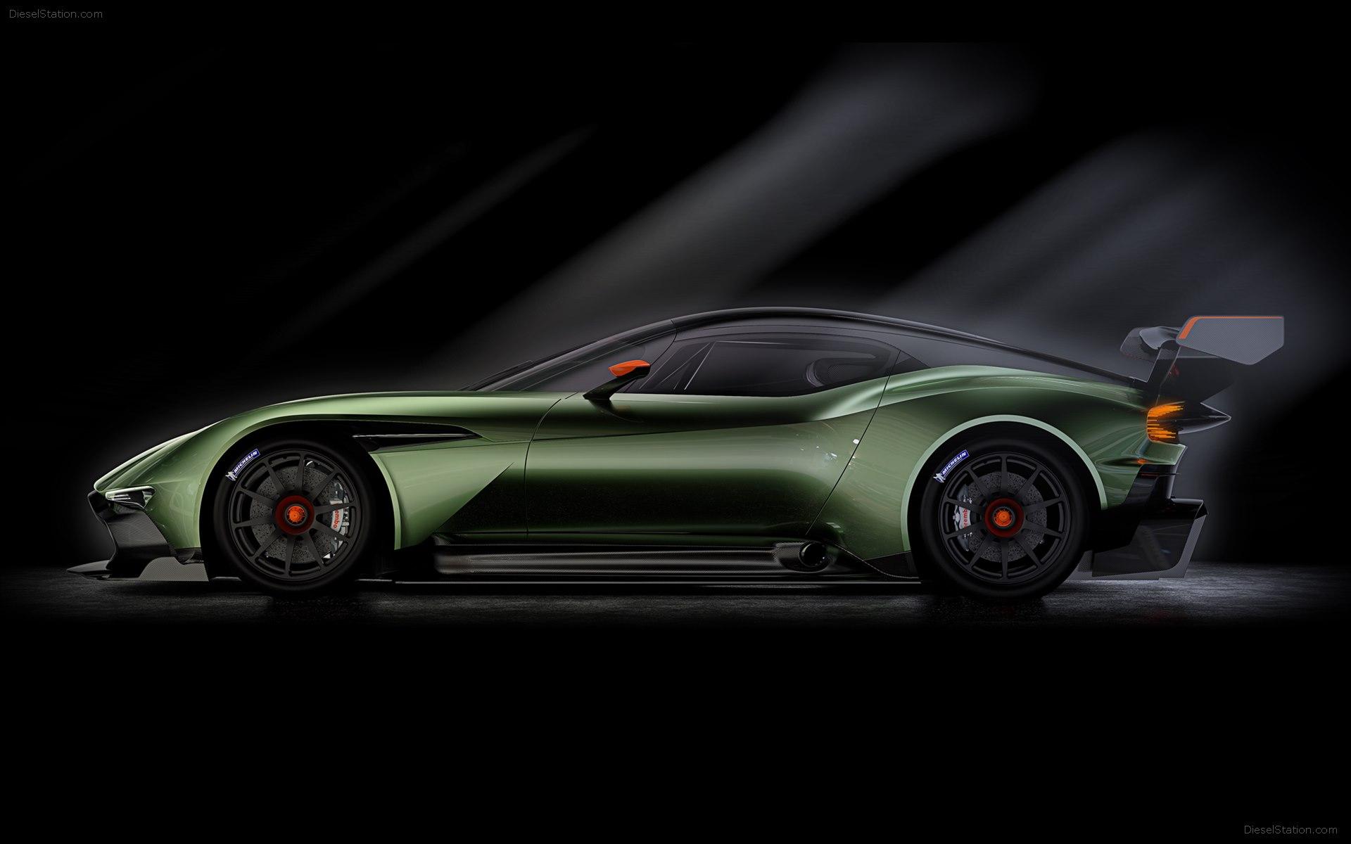 Schönes Konzept: #Aston #Martin #Vulcan