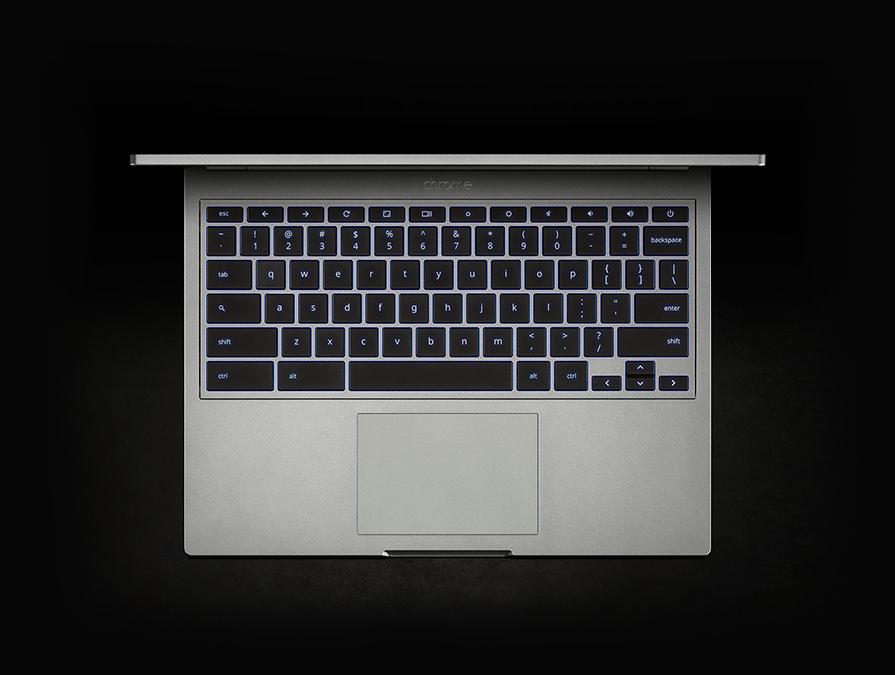 Chromebook-Pixel-Tastatur