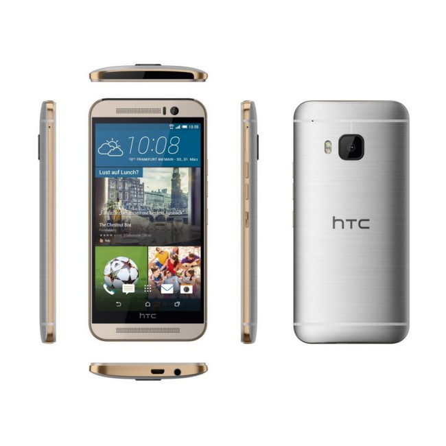 HTC-One-M9-Gold1