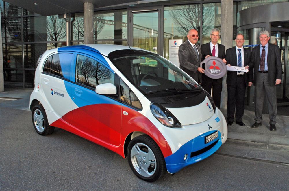 Erstes selbstfahrendes #Auto in der #Schweiz