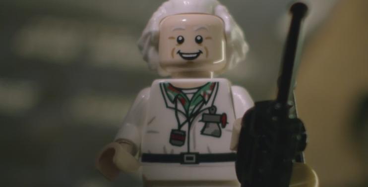 Neuer Trailer zu LEGO Dimensions   Christopher Lloyd als Doc Brown zu sehen