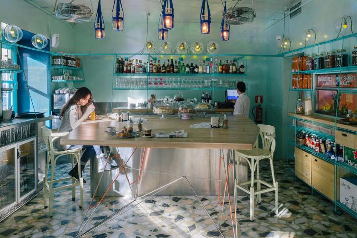#Ojala #Cafe in #Madrid