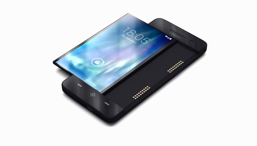 #Fonkraft lässt dich das #Smartphone bauen