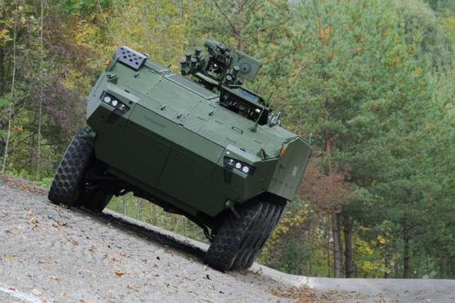 #Schweizer #Armee bekommt den neuen #Piranha 5