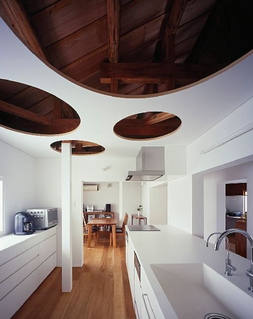 #Nakahira Architects #Second Life #Home