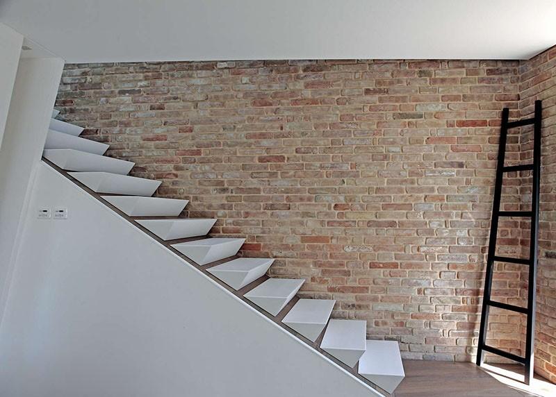 Eine #Treppe aus #Corian