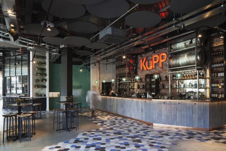 #Kupp #Cafe in #London