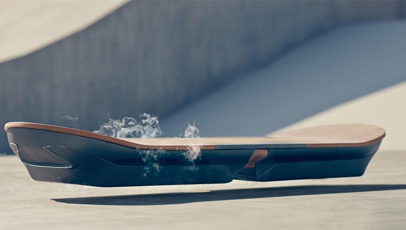 #UPDATE - #Slide #Hoverboard von #Lexus