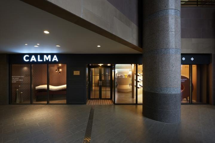 CALMA-bedding-store-byM4-Suwon-si-South-Korea-10