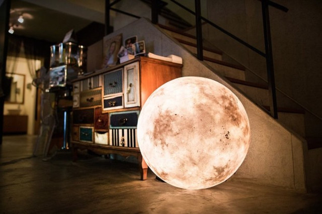 #Luna #Lantern - Der #Mond im Haus