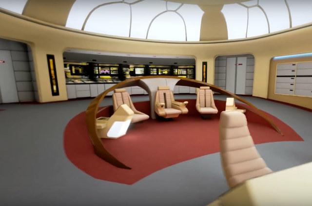 Willkommen auf der #USS #Enterprise