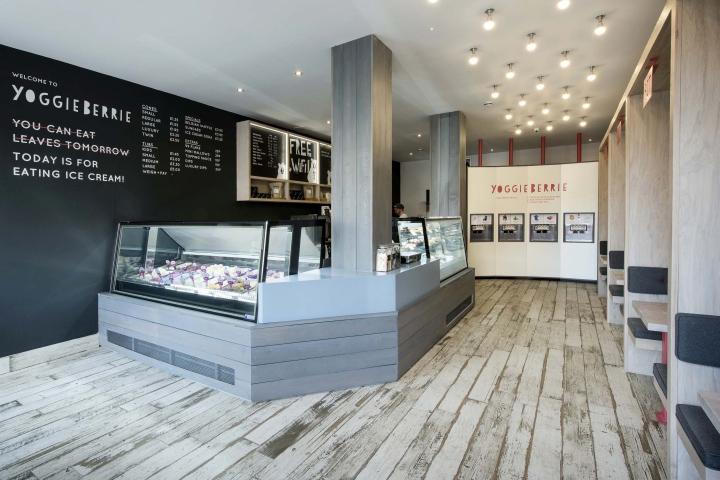 @YoggieBerrie #Cafe in #Belfast