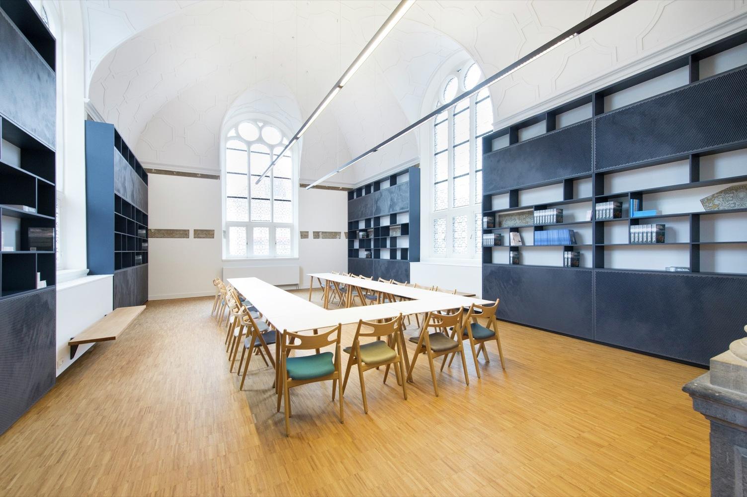 Schöne #Bibliothek in #Delft