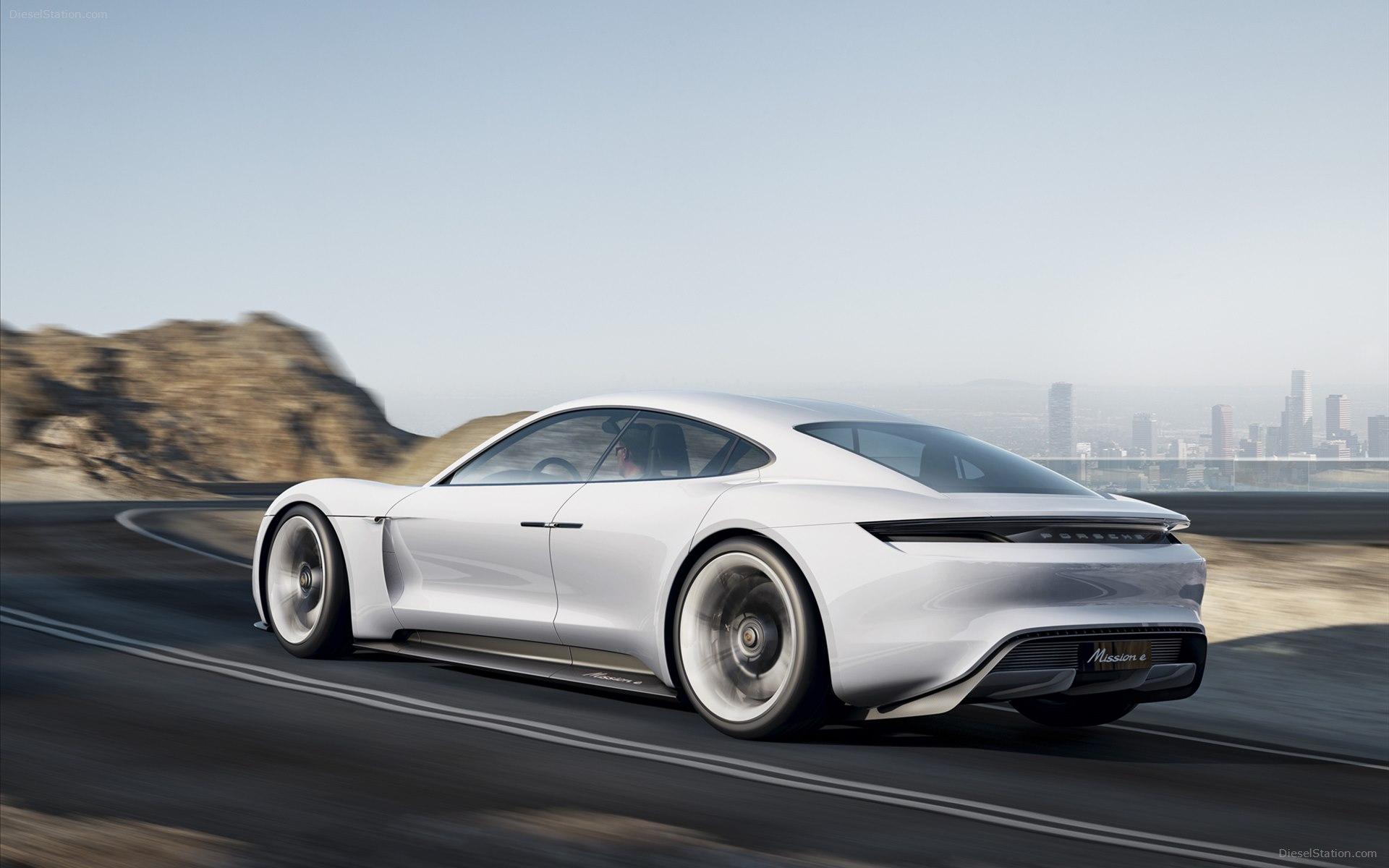 @Porsche #Mission #EConcept