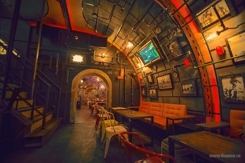 Submarine-Pub-Designed-in-Industrial-Style-with-Steampunk-Features-10