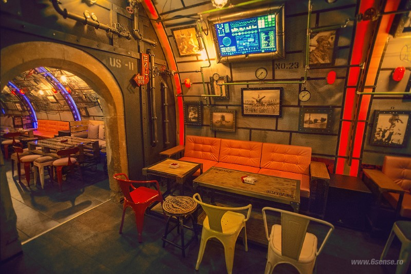Submarine-Pub-Designed-in-Industrial-Style-with-Steampunk-Features-14