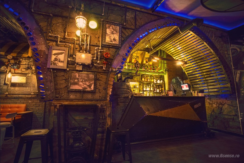 Submarine-Pub-Designed-in-Industrial-Style-with-Steampunk-Features-4