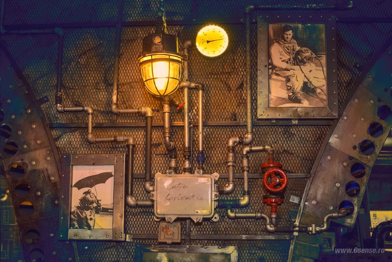 Submarine-Pub-Designed-in-Industrial-Style-with-Steampunk-Features-7