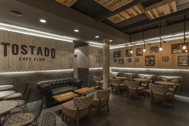 #Tostado #Cafe in #BuenosAires
