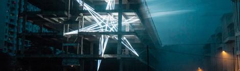 Jun Ong kreiert einen #Stern inmitten von #Beton