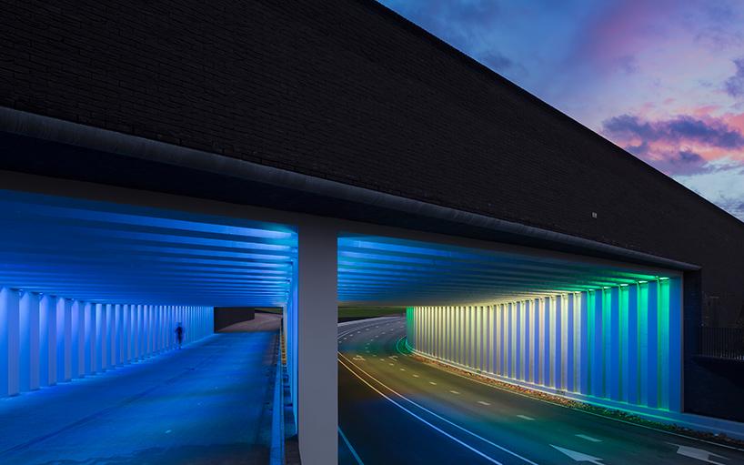 tunnel-light-installations-zutphen-herman-kuijer-designboom-08