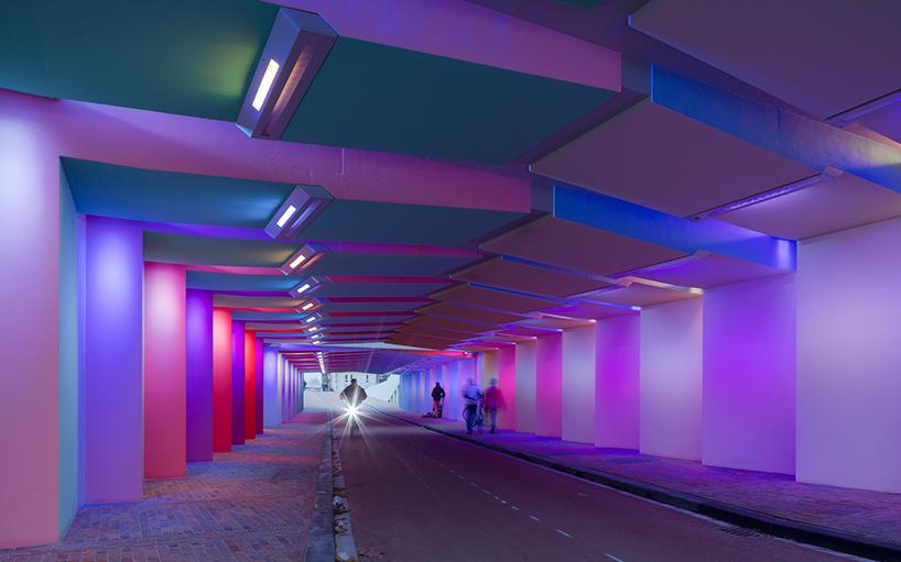 tunnel-light-installations-zutphen-herman-kuijer-designboom-15
