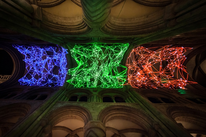Complex-Meshes-Light-Insallation-by-Miguel-Chevalier-at-Lumiere-Durham-2015-Durham-UK-08