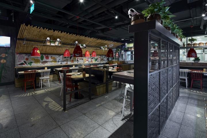 HAODUOQIAN-skewer-restaurant-by-The-Swimming-Pool-Studio-Shanghai-China-05