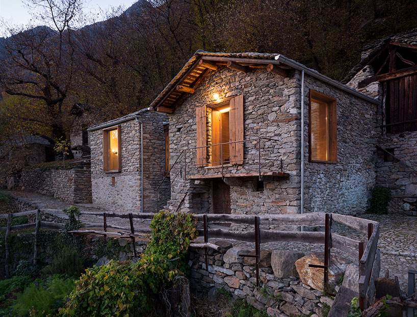 #Steinhaus in der Nähe von #Milan