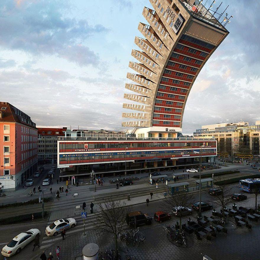 #Architektur #Fantasien von #VictorEnrich