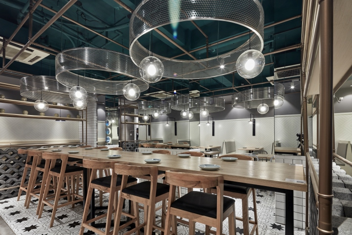Douyue Restaurant in Shanghai